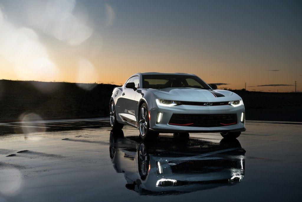 Beautiful New Muscle Cars 2017