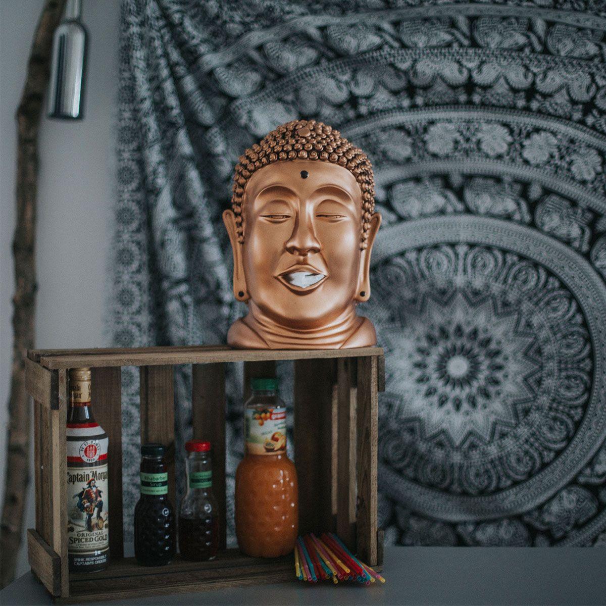 Buddha Taschentuchspender | Buddha Kop #buddha #buddhagift #buddhahead #geschenkideen #geschenkidee #home #interior #gift #scandi #skandinavianliving #interioridea #homedecor #decoridea #giftideas #giftsforher #buddhalove #spiritualgift #spiritual