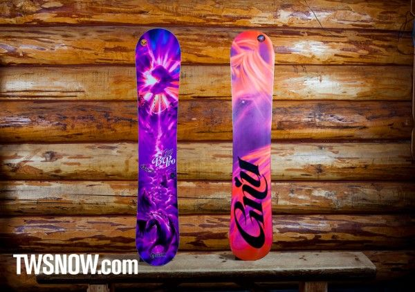 b722fb6ea719 Gnu B-Pro Good Wood Snowboard Review 2012-2013 TransWorld SNOWboarding  PHOTO  Chris Wellhausen My BOARD
