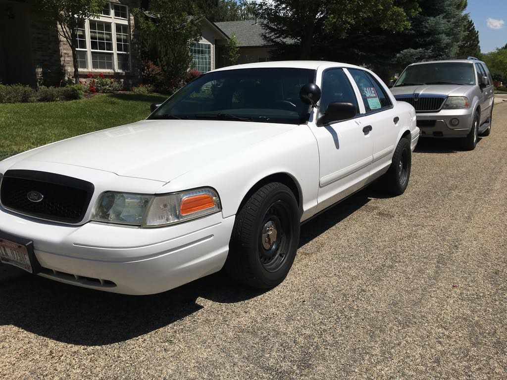 2005 Ford Crown Victoria Police Interceptor 1 750 Eagle
