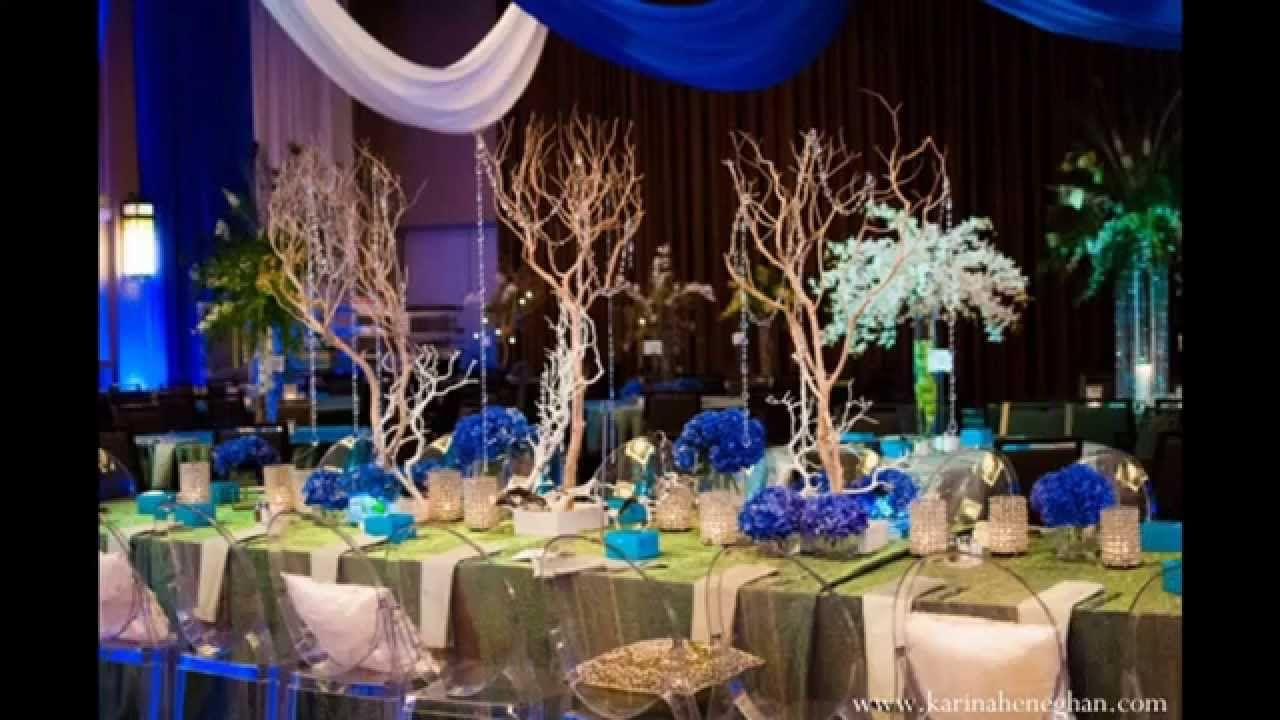 Wedding decoration ideas at home  Peacock themed wedding decorations ideas  Holiday Christmas Ideas