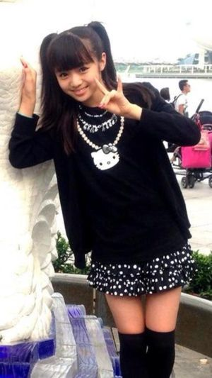 babymetal画像動画集 moa metal編 絶対的に可愛い笑顔に僕らは中毒だ naver まとめ fashion outfits famous girls moa kikuchi