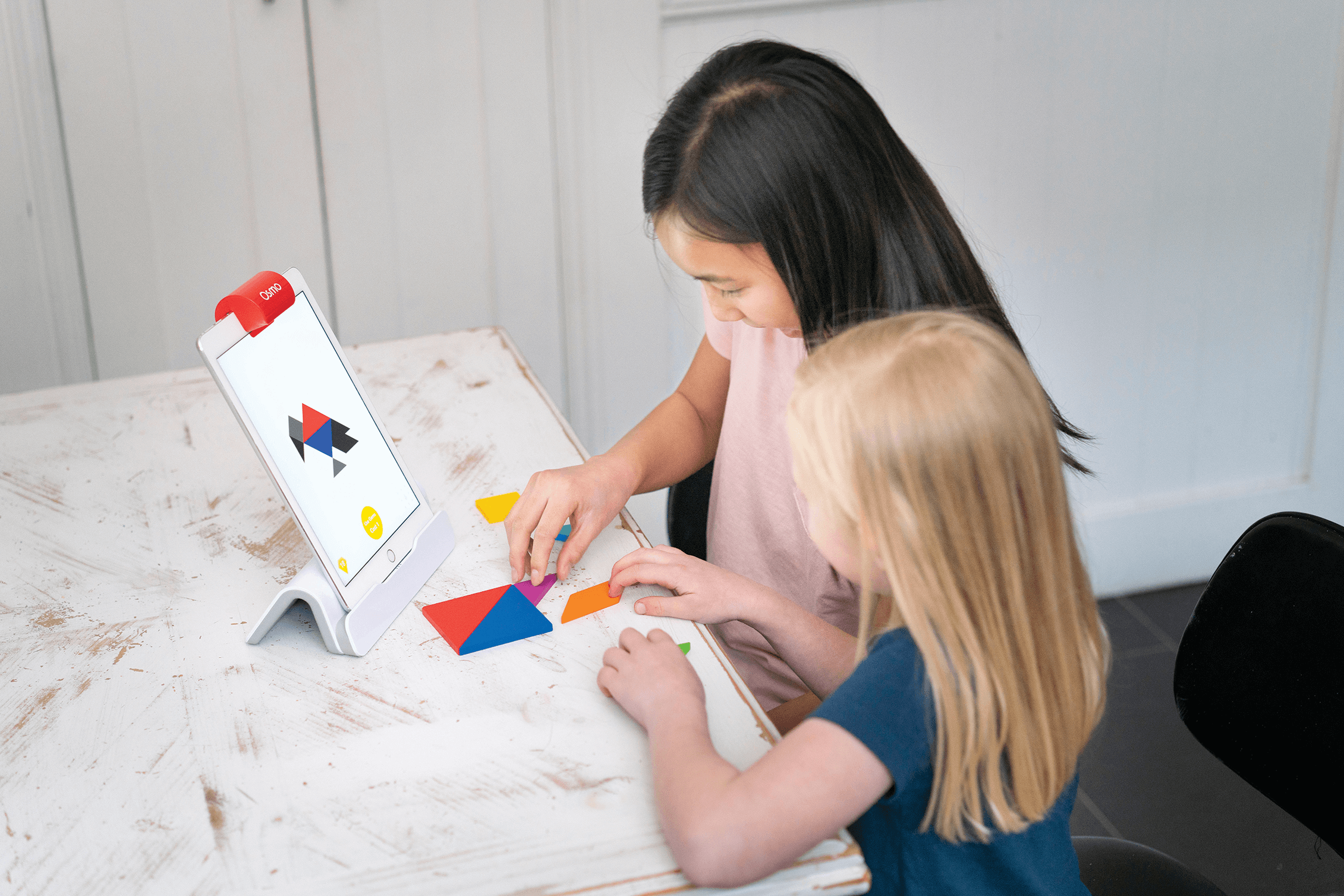 Tablet Games Just Got REAL Thanks to Osmo (With images