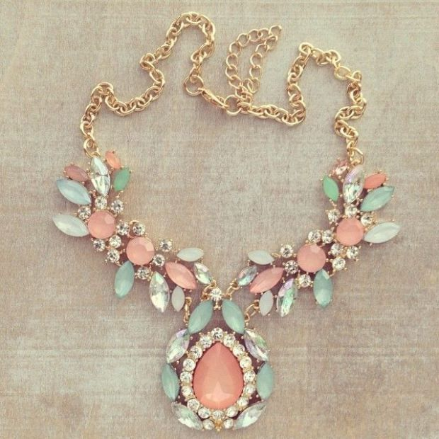 Style Tip: The Power of a Statement Necklace   Fashion Style Mag   Page 12