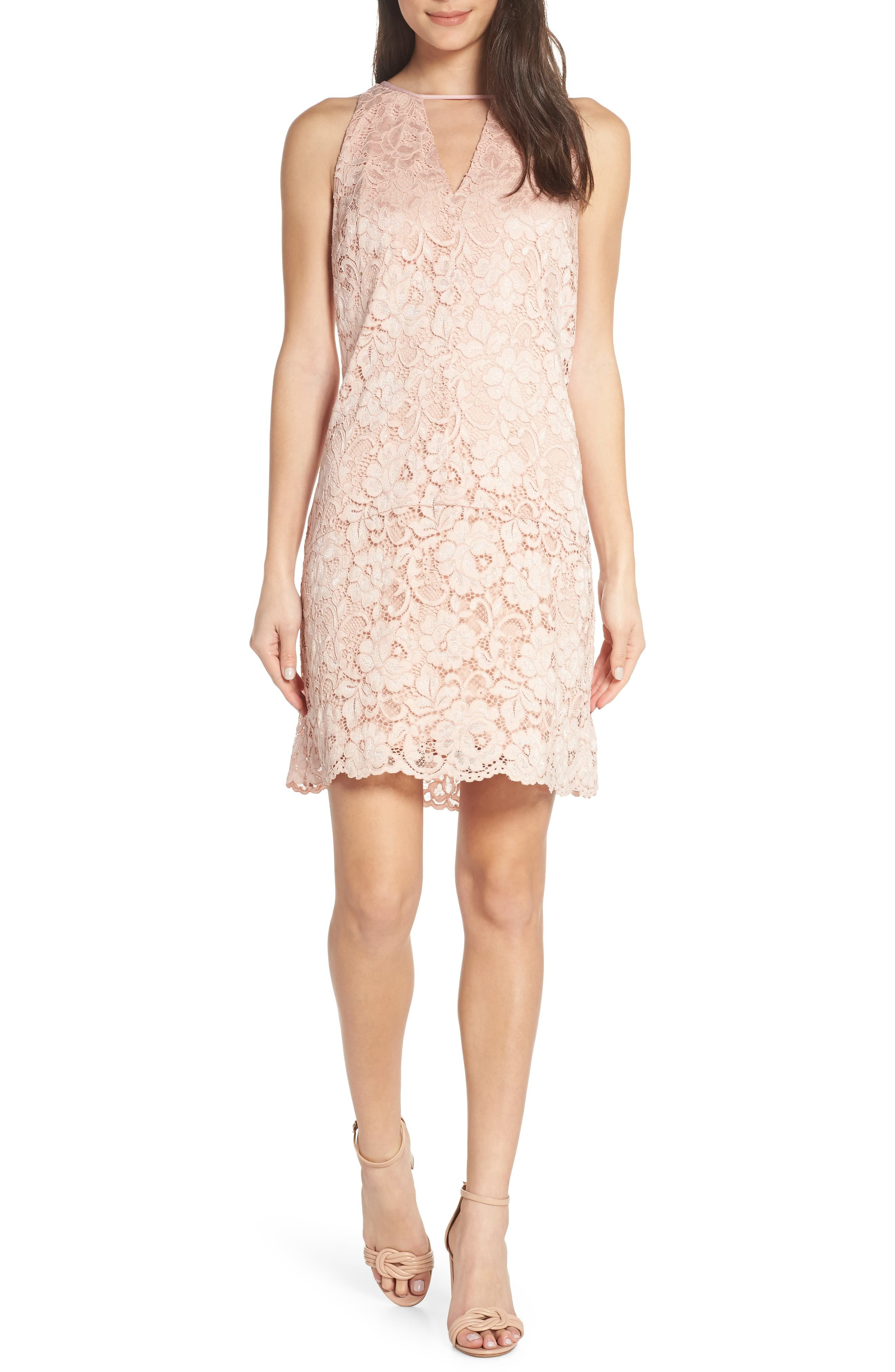 d03a1cf5 Sam Edelman Lace Shift Dress in 2019 | Products | Dresses, Nordstrom ...