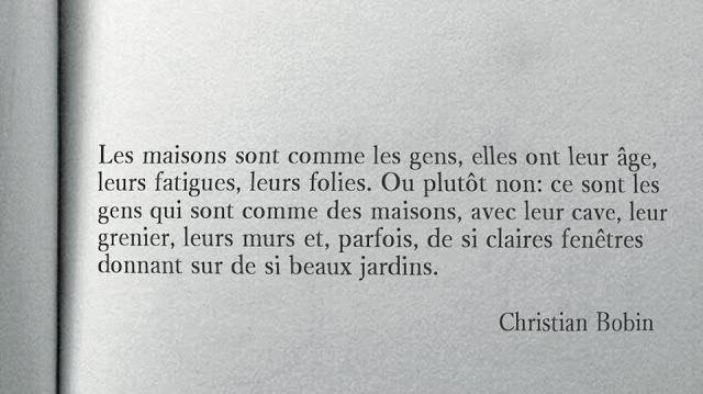 Phytospiritualité Christian Bobin Belles Citations Poeme