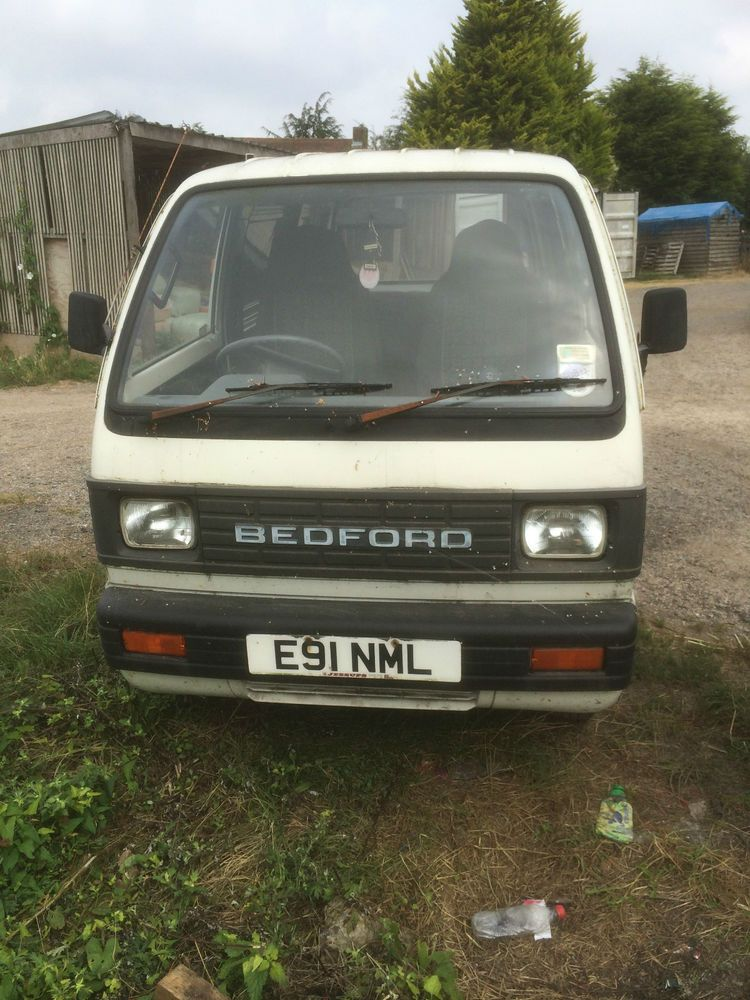 29d05628a63ca6 BEDFORD RASCAL SPARES   REPAIRS Commercial Vehicle