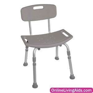 Drive Medical 12202kd 4 Deluxe K D Aluminum Bath Bench 400 Lb Weight Capacity Living