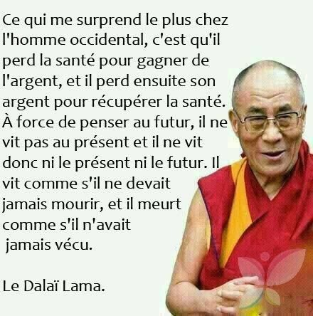Citations Le Dalai Lama Personal Devp Quotes About