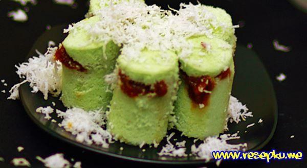 Resep Kue Putu Bambu Dari Tepung Beras Resepku Me Resep Kue Memasak Resep