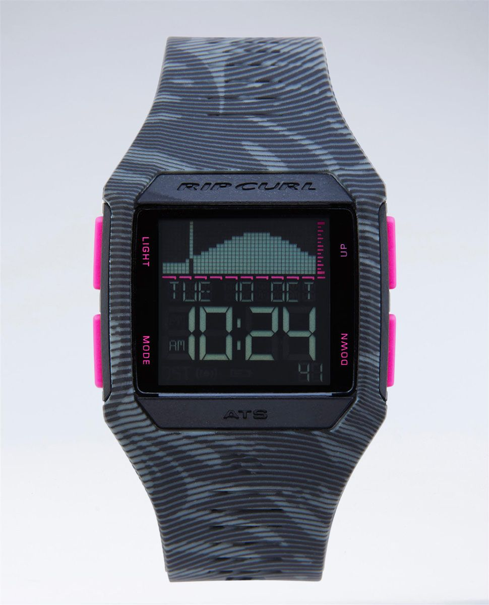 Rip curl maui mini tide watch ozmosis surf watches