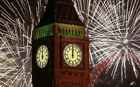 Most beautiful and amazing fireworks ever ..