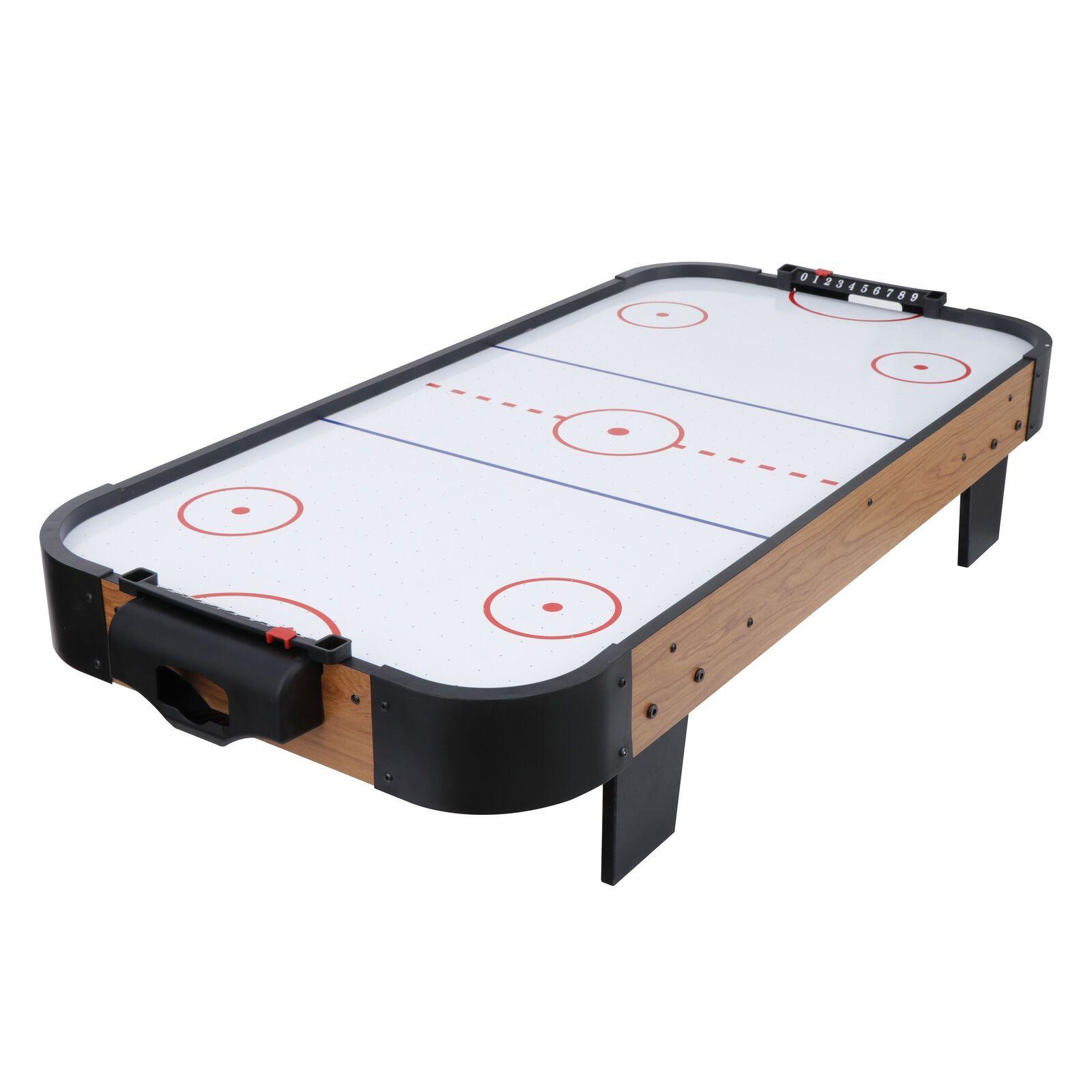 40 Inch Table Top Air Hockey Game Fun Kids Teens Adults Party Indoor Gifts In 2020 Air Hockey Air Hockey Games Air Hockey Table