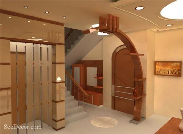 اقواس جبس للصالات وديكور ارجات جميلة و اقواس للصالات والمداخل 2015 Home Management Living Room Designs Room Design