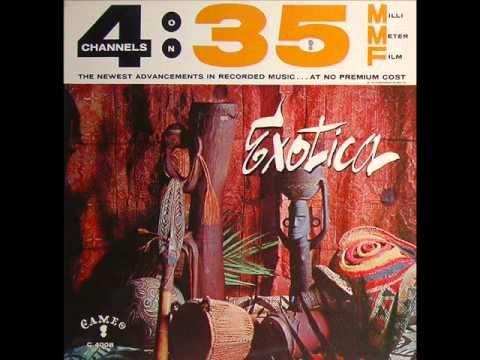 Exotica 1962 Ted Auletta Full Vinyl Lp Twilight Songs Lounge Music Retro Music