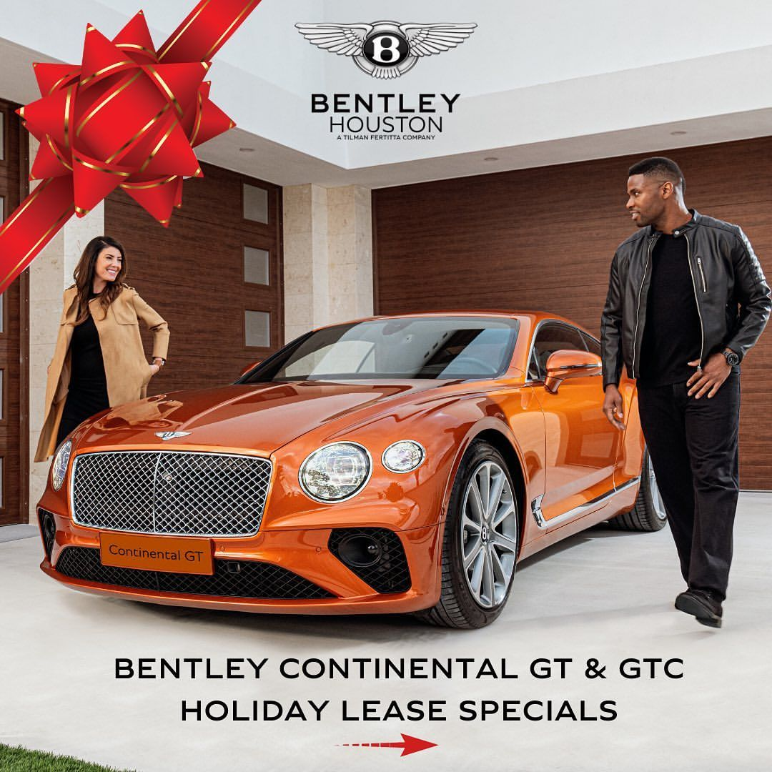 "Bentley Of Houston On Instagram: ""End The Year With Our"