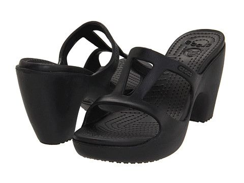 3f3a24afe2a Crocs Cyprus II Wow - And I thought crocks were corny! They are def getting  stylish