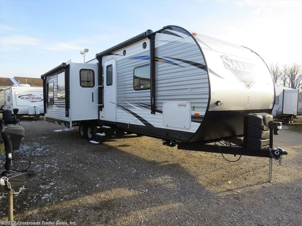 2017 Forest River Salem 27reis Travel Trailer New In Newfield Nj