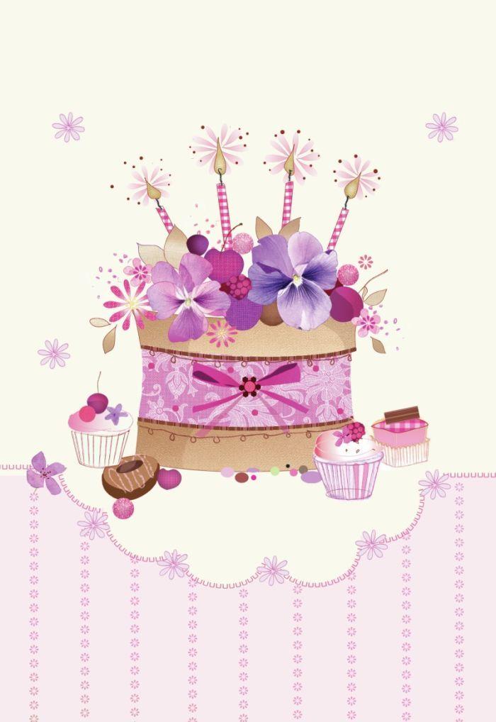 Lynn Horrabin 12 Cake Happy Birthday Psd Happy