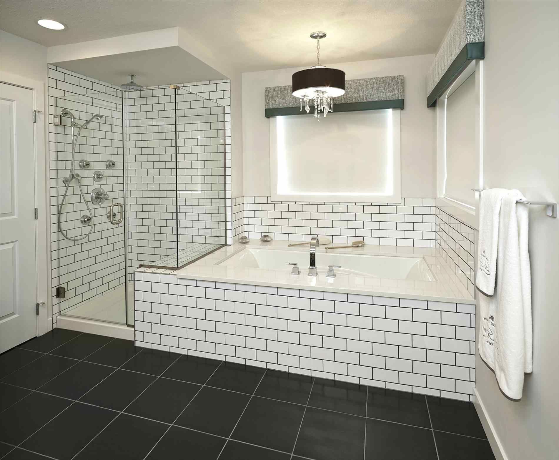 Master Bathroom Shower Ideas Subway White Subway Tile Shower White Bathroom Tiles Master Bathroom Shower