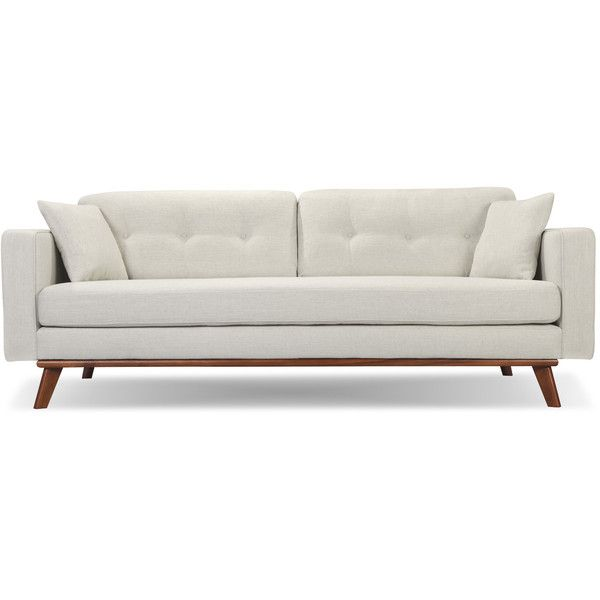 Frey Sofa 1 399 Liked On Polyvore Featuring Home Furniture
