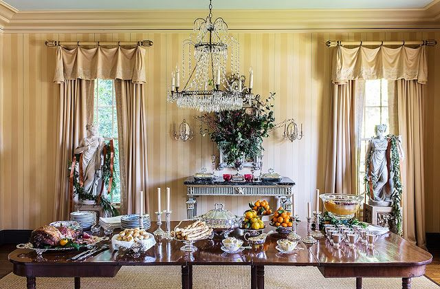 The Glam Pad: Christmas with Suzanne Rheinstein
