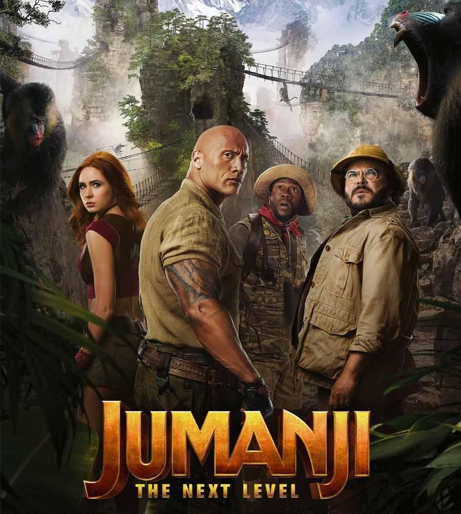 Jumanji The Next Level Movie Review En 2020 Con Imagenes