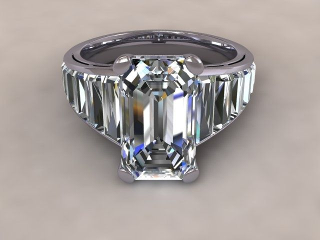 Angelina Jolie replica engagement ring wwwdiamondgeezercom