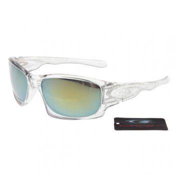 c790b9db133 Oakley Ten Sunglasses Transparent Frame Lightskyblue Lens are so lovely.