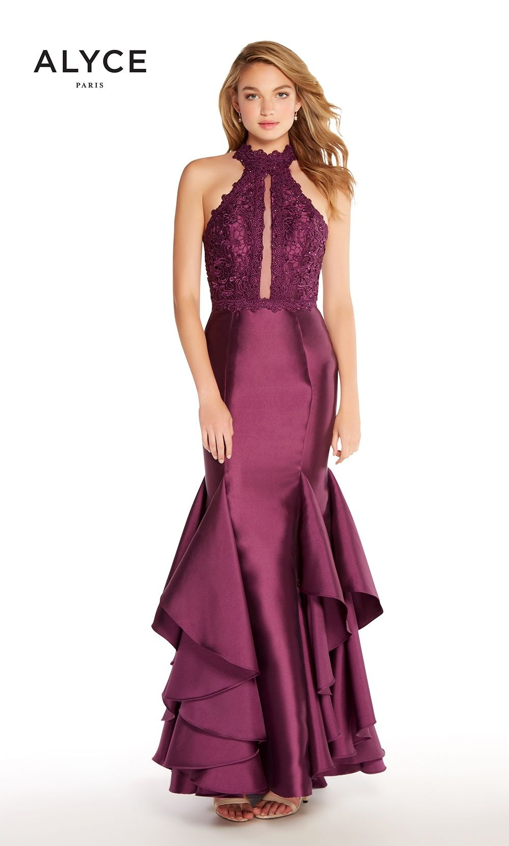 Prom dresses evening dresses by alyce parisucbrueaayucbruelong