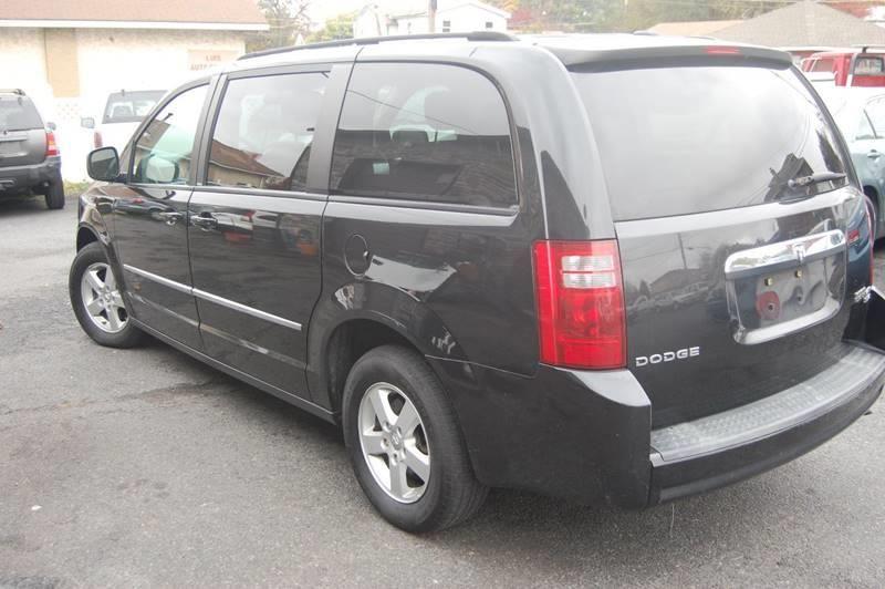 2010 Dodge Grand Caravan Sxt 4dr Mini Van Grand Caravan