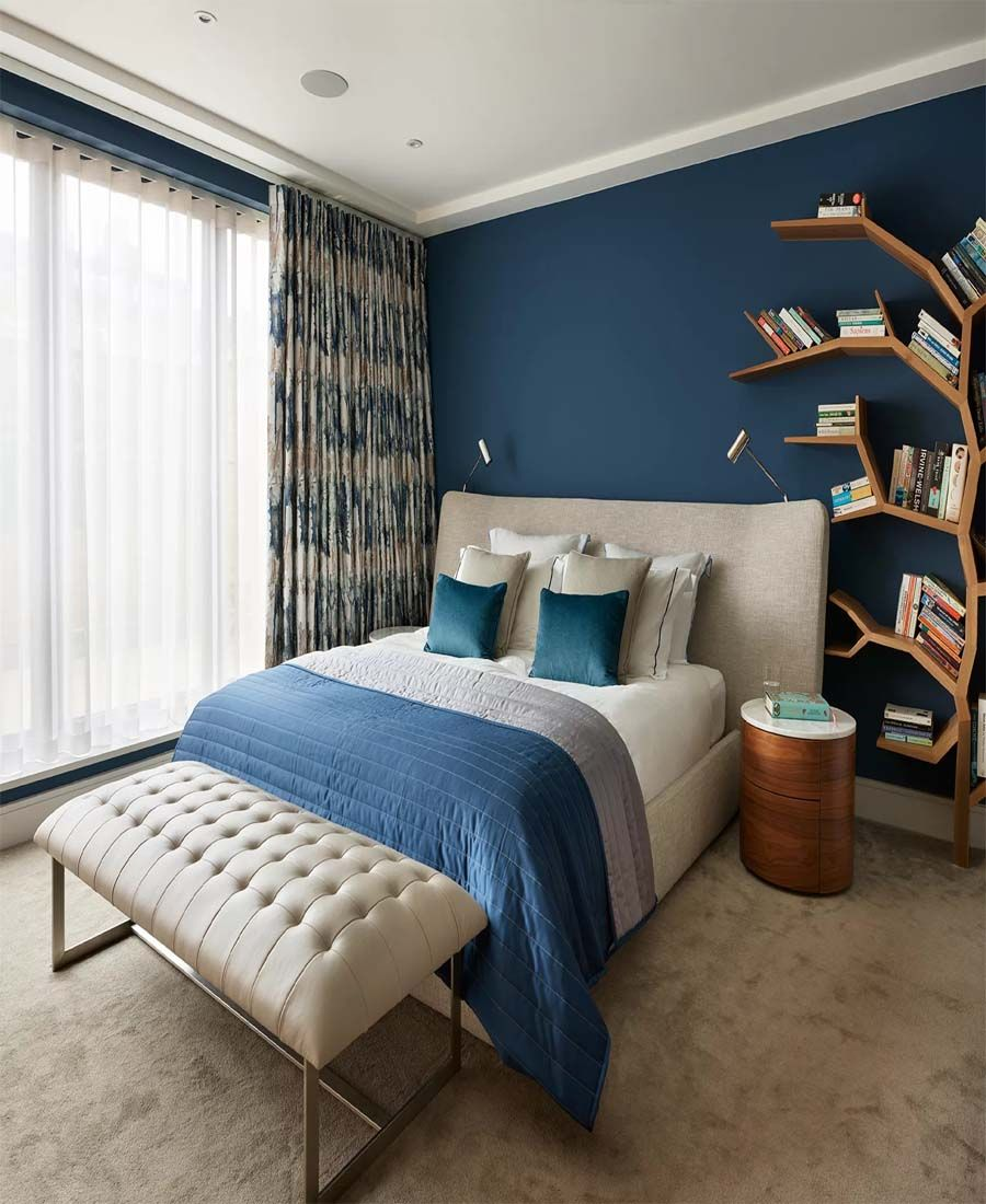 Elegant And Modern Master Bedroom Design Ideas 2019 Cleverstyling Modern Master Bedroom Design Contemporary Bedroom Design Simple Bedroom Design