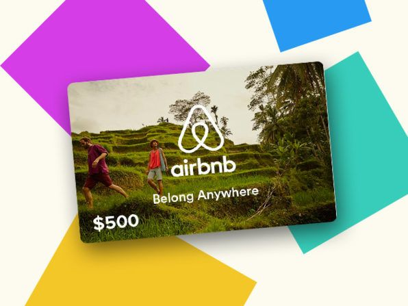 The 500 Airbnb Gift Card Giveaway Ending In 10 Days Steemit