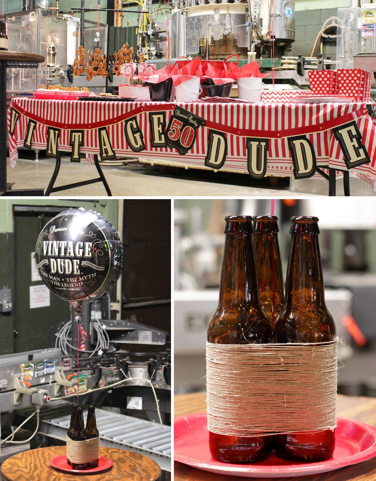 50th Birthday Brewery Party Ideas 50th Birthday Party Ideas For