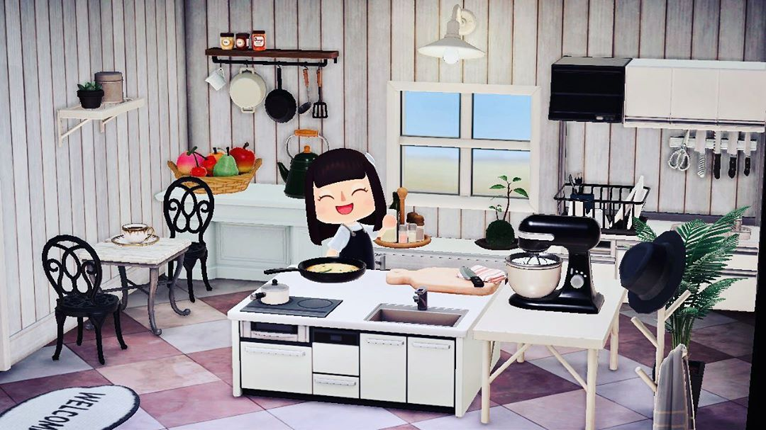 Animal Crossing Island Blog On Instagram Making Dinner For My Love Animalcross In 2020 Animal Crossing Animal Crossing Pocket Camp Animals