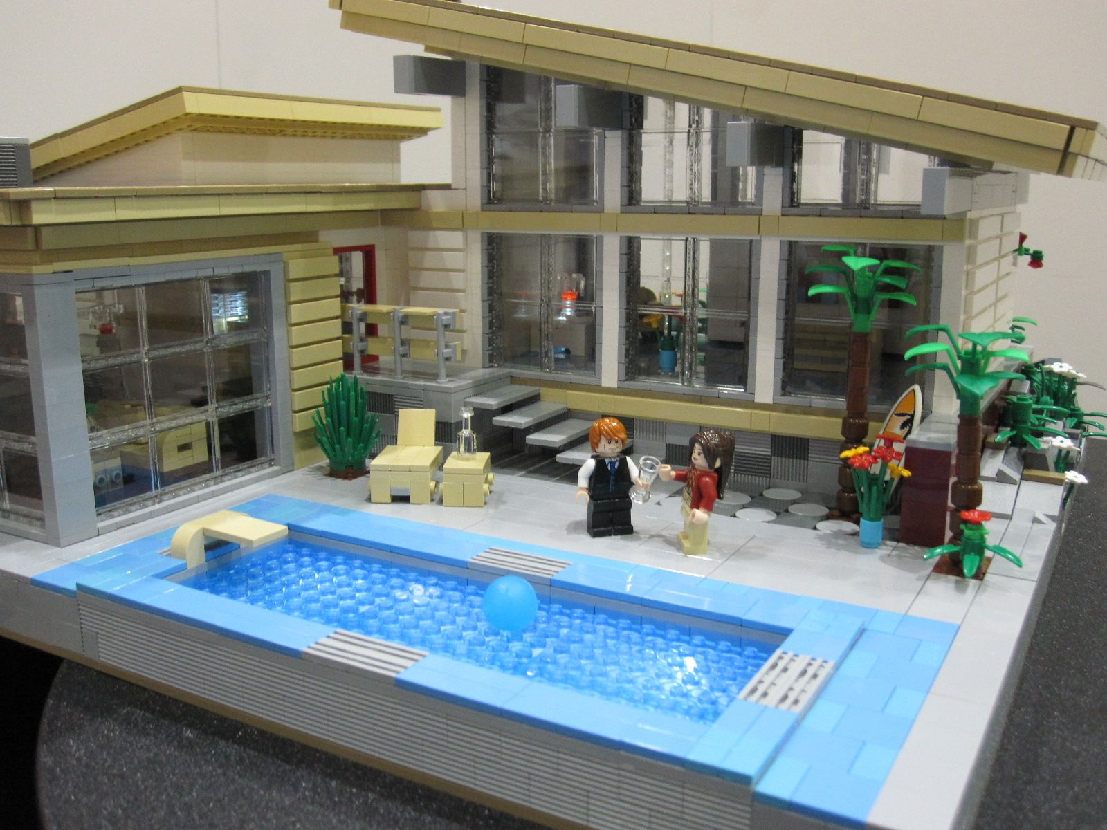 Post image for lego house at dwell on design lego for Pool design by laly