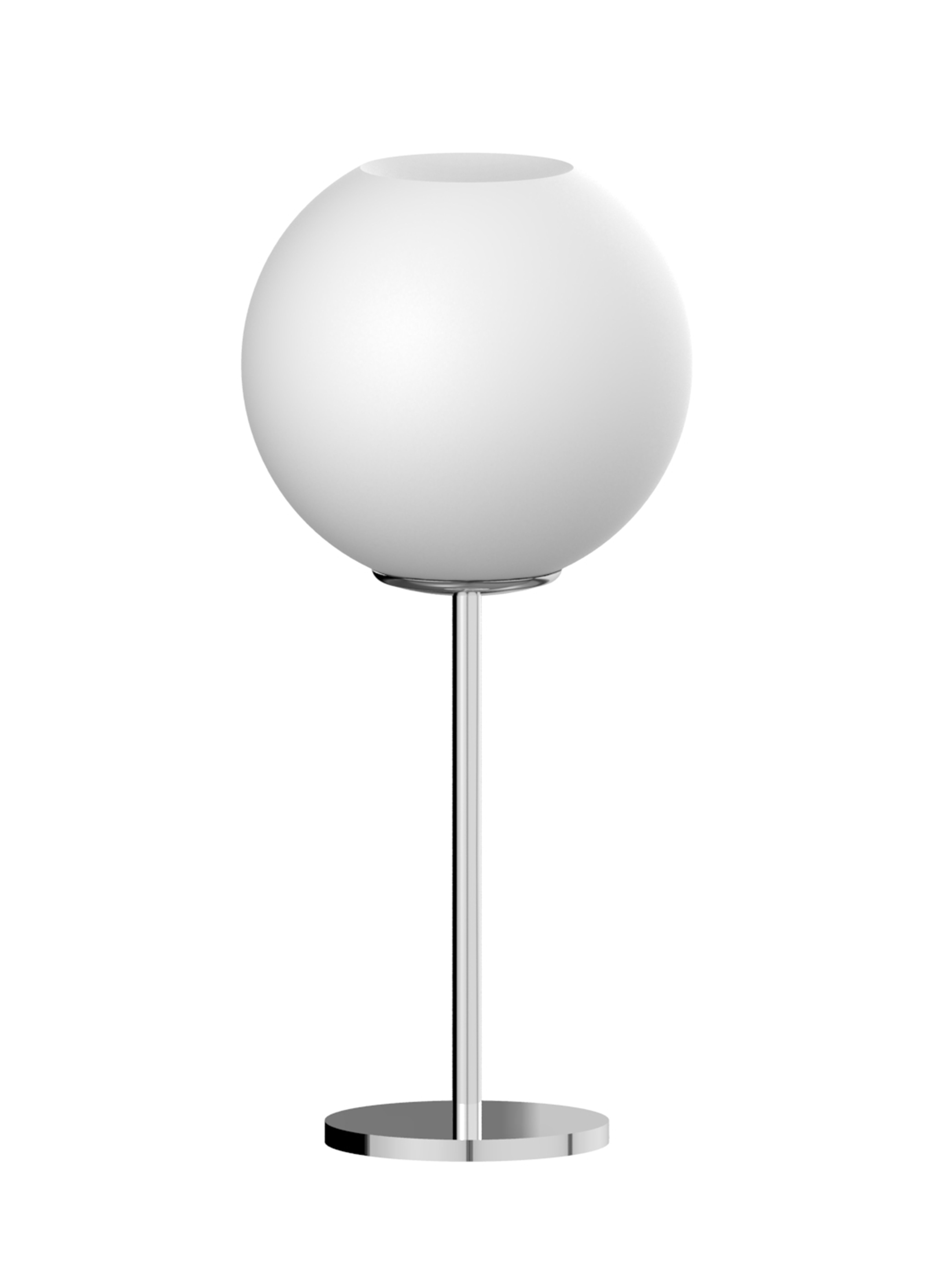 Modern glass table lamp - Mendoza Table Lamp Amazing Light Will Come Out Of This Elegant Light Fixture Globe Contemporary