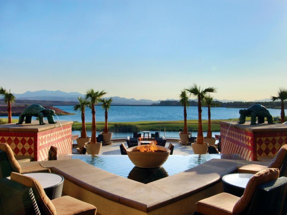 Westin Lake Las Vegas Resort & Spa You won't find a casino