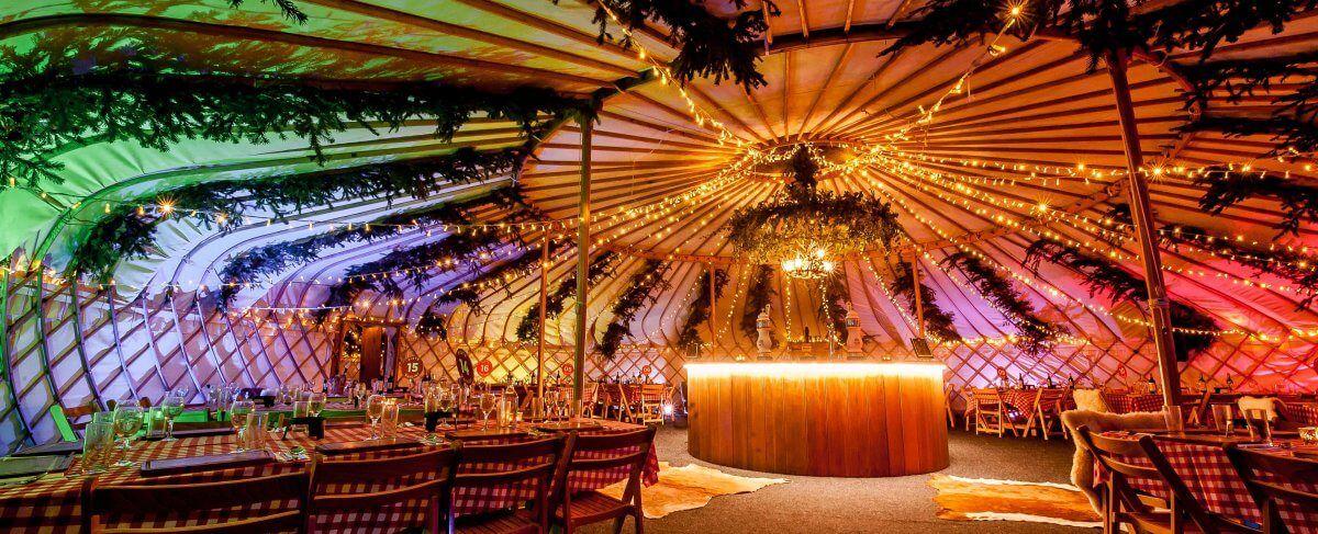 SPRING OPEN WEEKEND Yurt, Open, Yorkshire