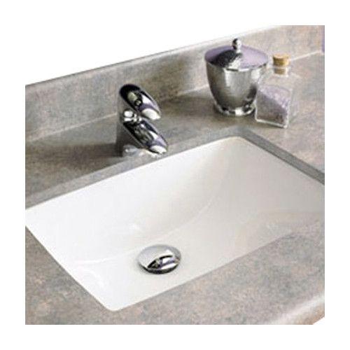 Found It At Wayfair  Classic Rectangular Undermount Bathroom Sink Inspiration Wayfair Bathroom Sinks Design Inspiration