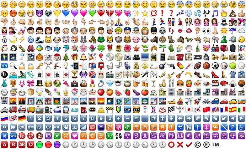 Emoticones De Whatsapp Uno Por Uno