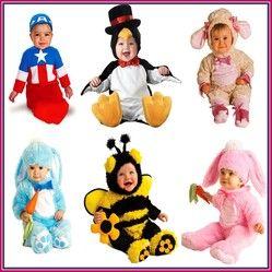 Cute Halloween Costumes for Newborn Babies