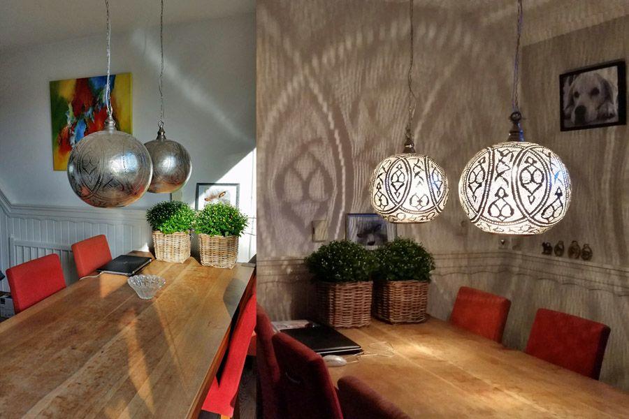 arabische lampen qorna maat l boven eettafel arabische lampen