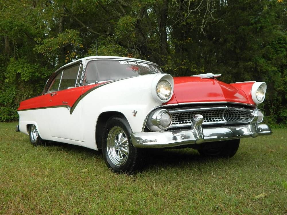 1955 Ford Victoria for sale #1901572 | Hemmings Motor News & 1955 Ford Victoria for sale #1901572 | Hemmings Motor News | 50u0027s ... markmcfarlin.com