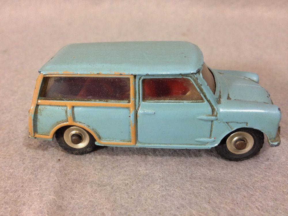 ancienne voiture dinky toys austin seven countryman jouet ancien voitures miniatures de. Black Bedroom Furniture Sets. Home Design Ideas