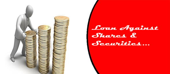 A loan against securities enables you to borrow funds against listed