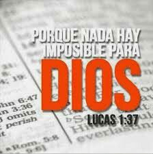 Dios es mi sostén!