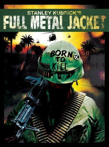 "#Full Metal Jacket (1987) Poster Quotes that I love from the real #Gunnery Sergeant R. Lee Ermey "" I will PT you all until you f@ckin die "" "" it looks like the best part of you ran down your momma's crack and ended up as a shit stain on the mattress "" lol"