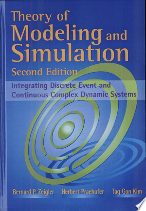 Theory Of Modeling And Simulation Pdf Download Simulation Comsol Multiphysics Complex Systems