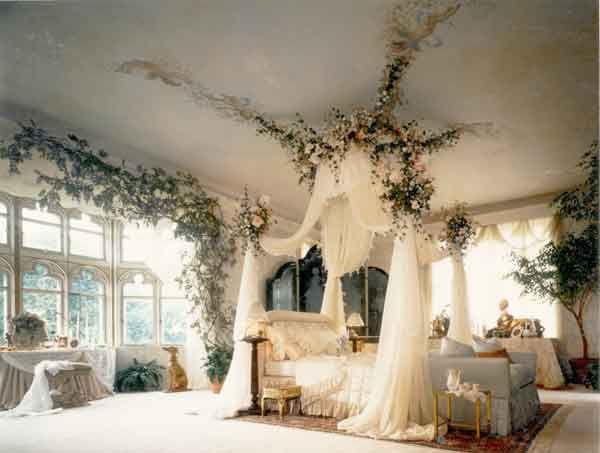 Bill Miller Designed Bedroom Beautiful BedroomsBoudoirs - Fantasy bedrooms